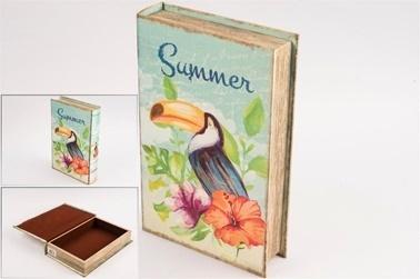 Mikasa Moor Summer Kitap Kutu Renkli